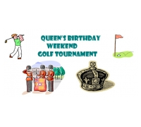 Queen's Birthday Weekend Golf Tournament