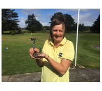 Ladies 9 hole shootout competition results