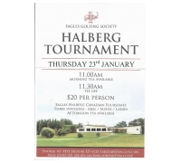 Halberg Tournament