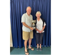 Morrison Rosebowl Mixed Canadian foursomes Results