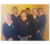 Our Marton Ladies District Pennants team