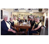 Ladies group visit to Dannevirke